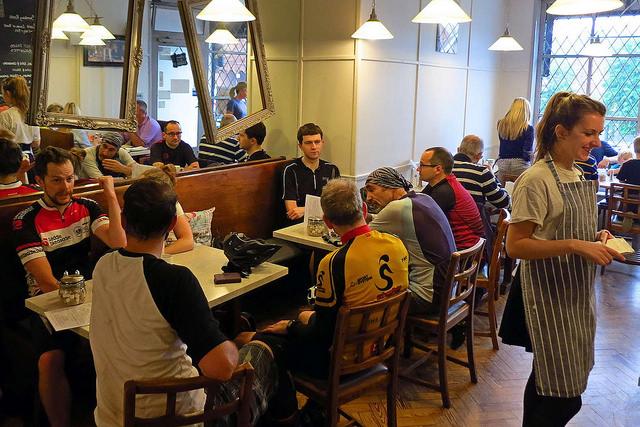 Tudor Tea Rooms in Westerham