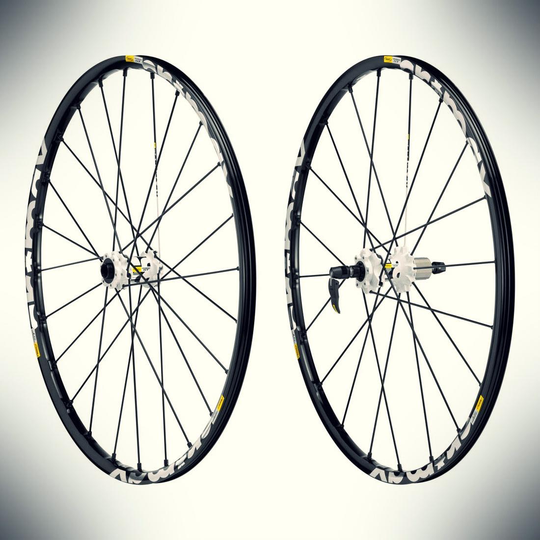 2013 Mavic Crossmax ST 29er wheelset