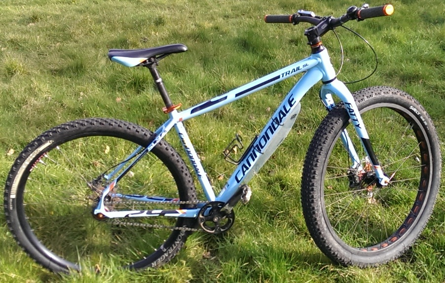 Cannondale Trail SL 29+