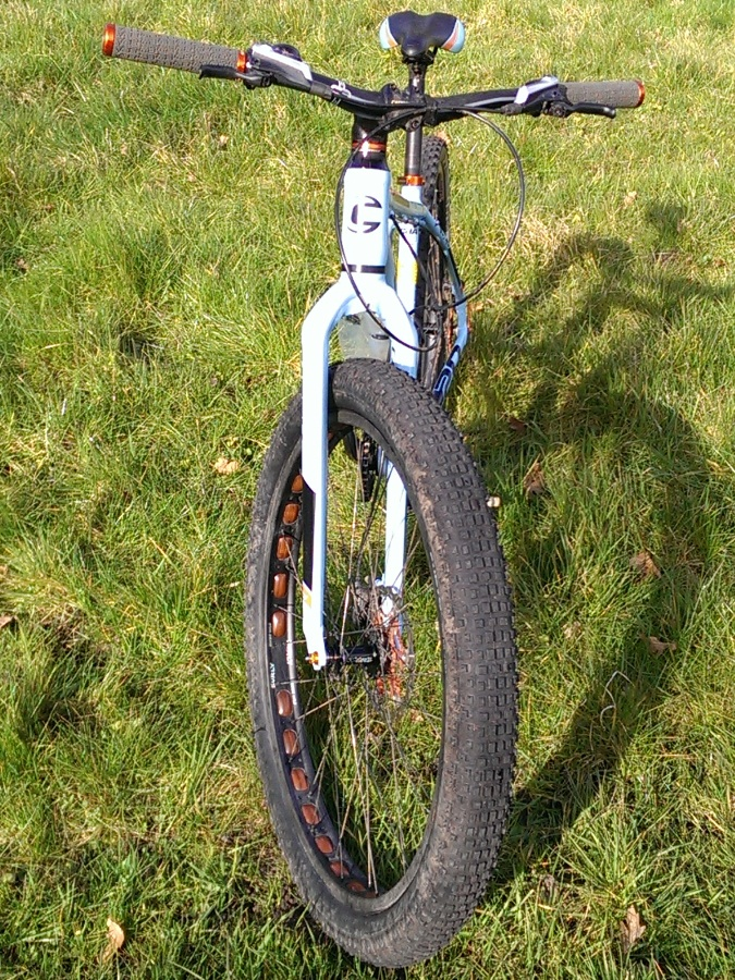 Cannondale Trail SL 29er with Rabbit rim