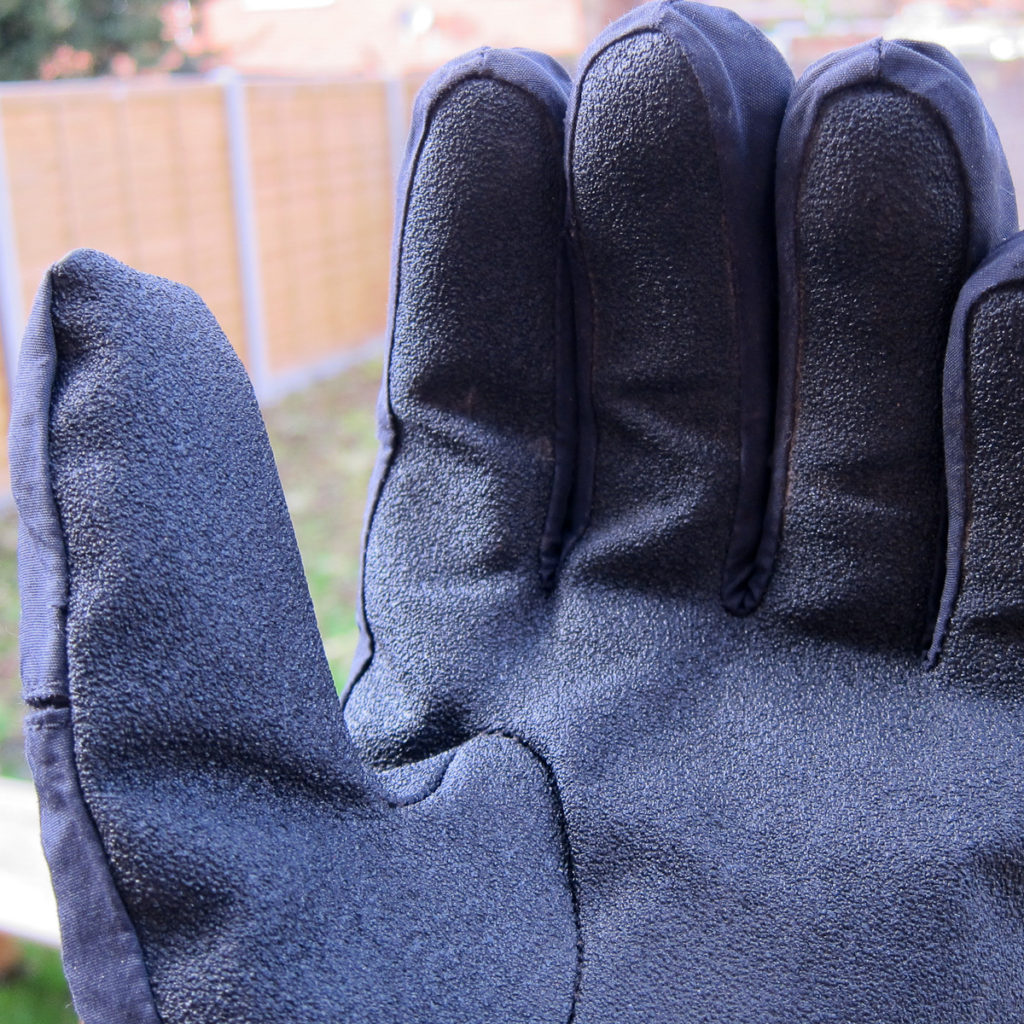 Altura thinsulate full finger glove
