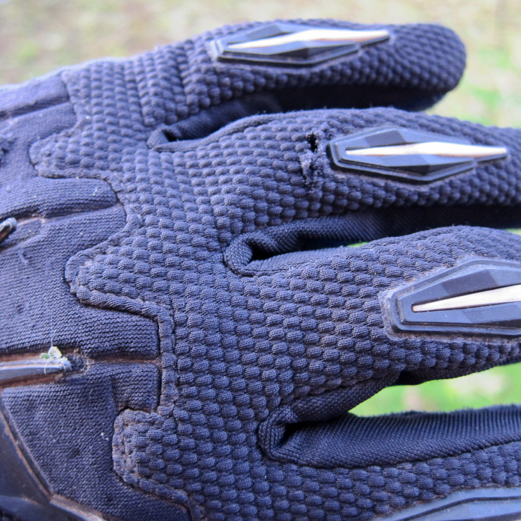 Thor Spectrum  MX gloves