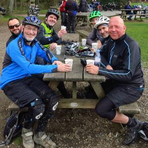 Tea at Newlands