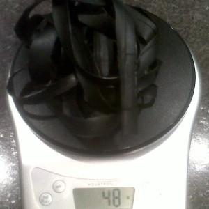 Weight saving shavings