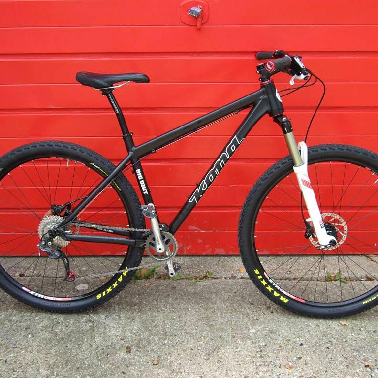 kona unit bike: