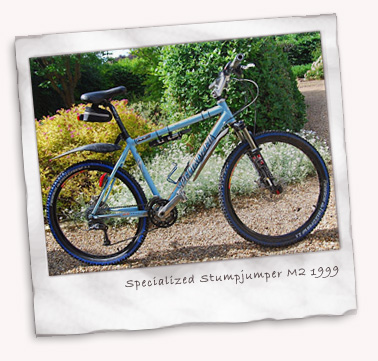 Specialized Stumpjumper M2 1999