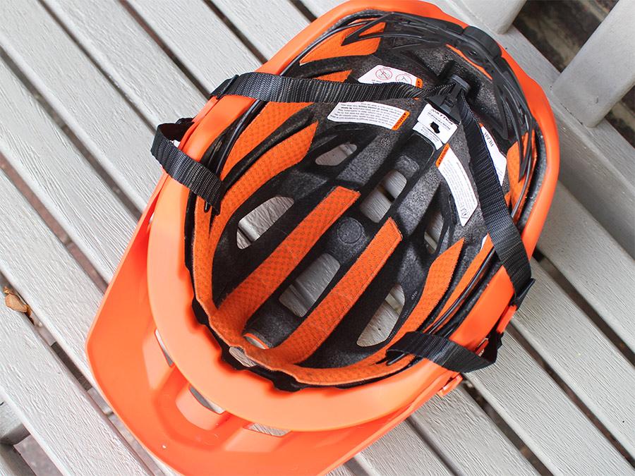 Bontrager Rally Helmet padding