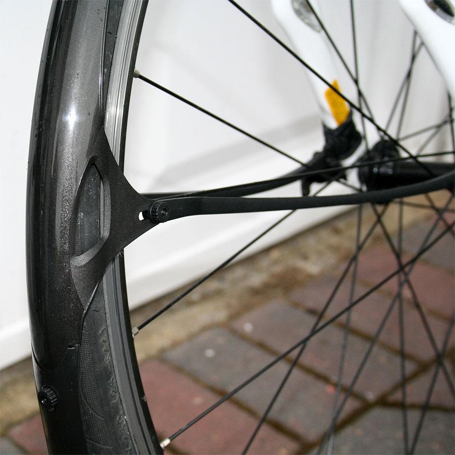 Crud Road Racer Mk2 tyre mount