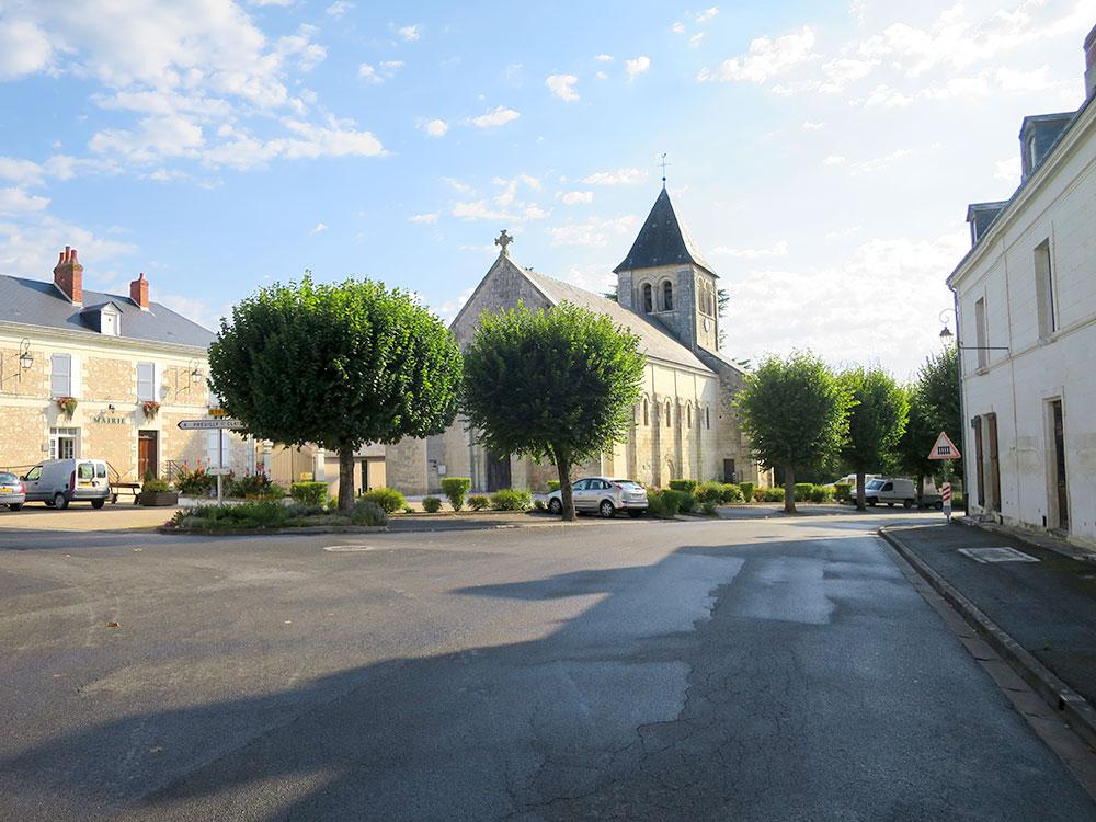 Bossay-sur-Claise
