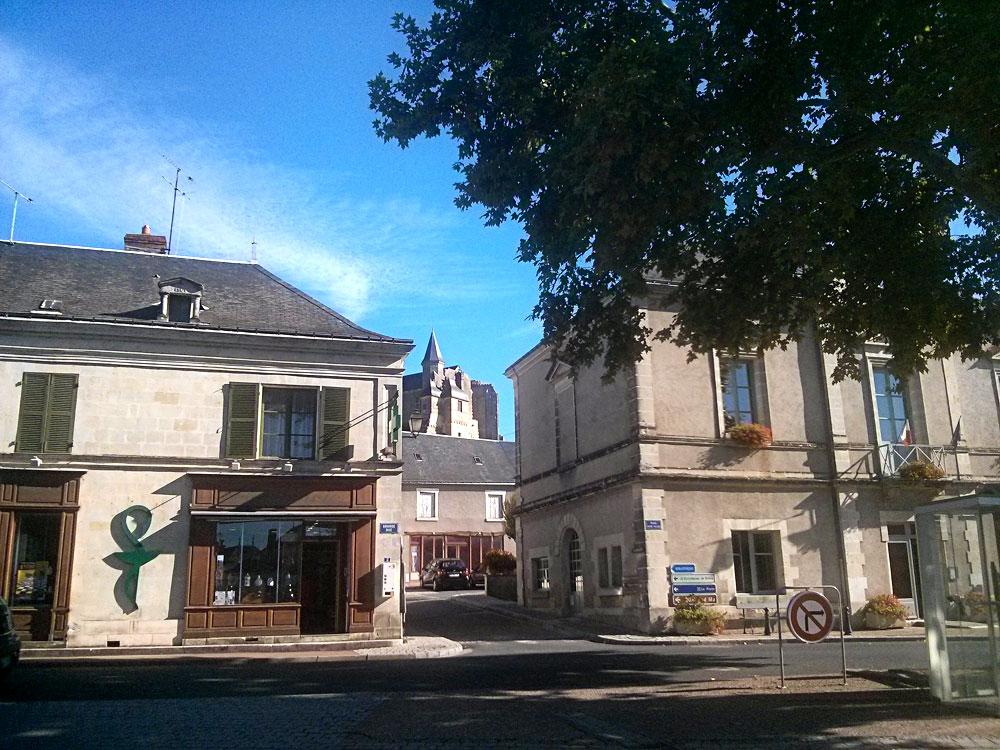 Le Grand-Pressigny and Chateau