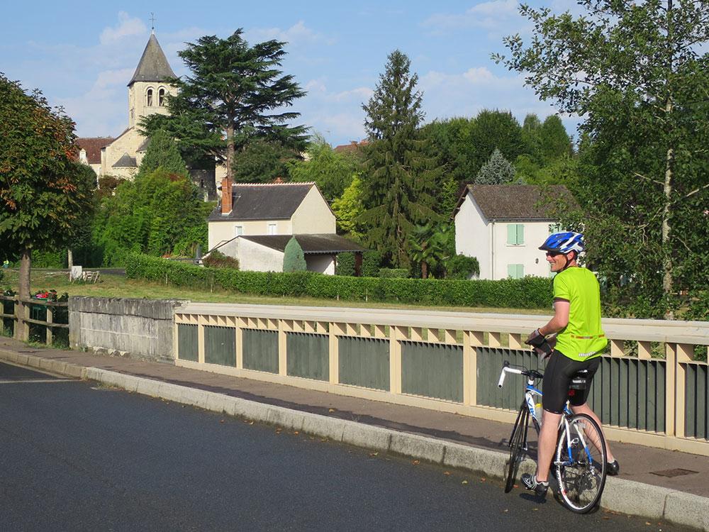 Rue de pont, Bossay-sur-Claise
