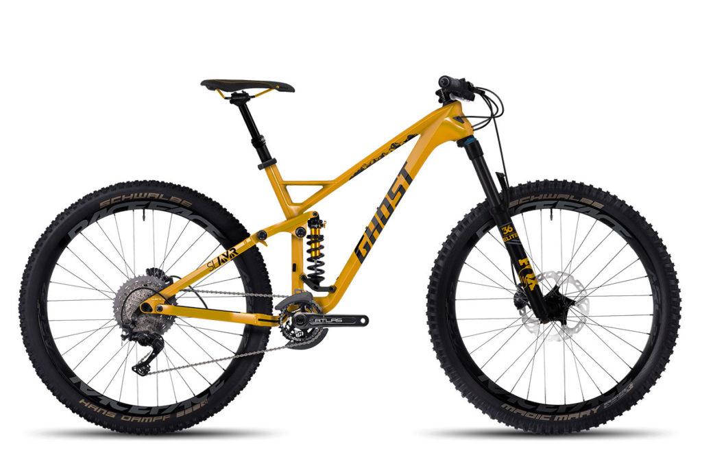 Ghost Bikes SL AMR 9