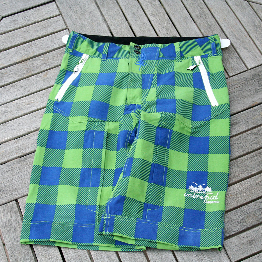 Intrepid Apparel Mission shorts