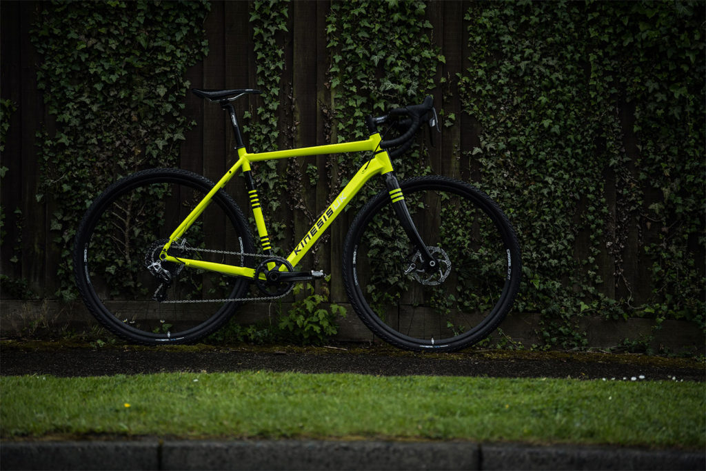 Kinesis Tripster AT in Seeon yellow