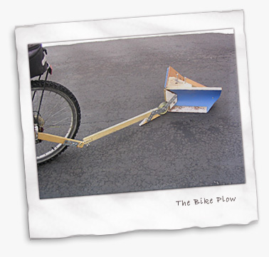 The Bike Plow