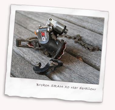 broken rd
