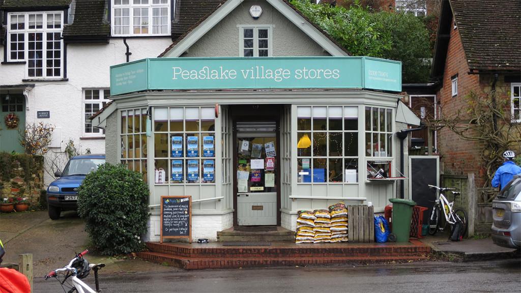 Peaslake Village Stores