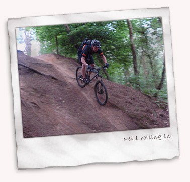 Neill rolls in on Leith Hill