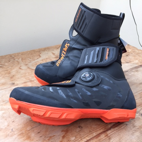 Cycling Winter Shoes Review