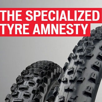 Specialized Tyre Amnesty