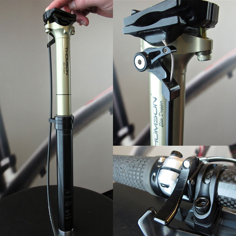 Thomson MTB dropper seatpost