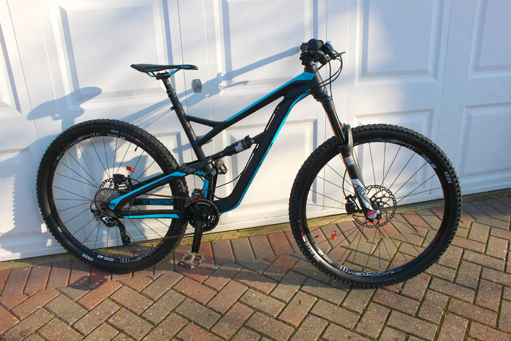 YT Industries Jeffsy AL