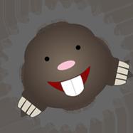 Muddymoles logo